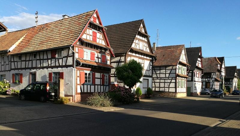 Herxhheim hayna Hauptstraße